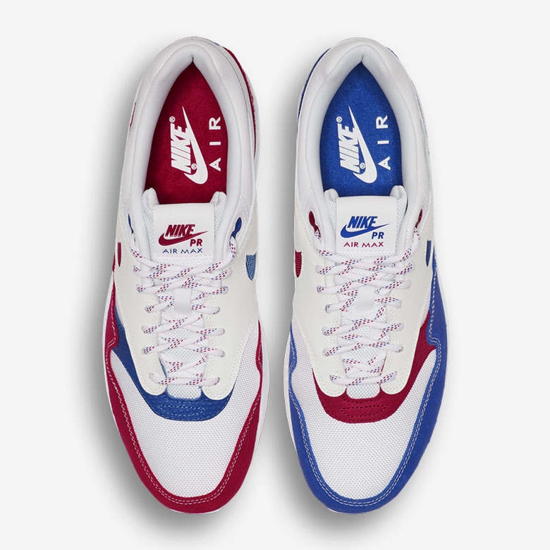 Nike Air Max 1 Puerto Rico Release Date