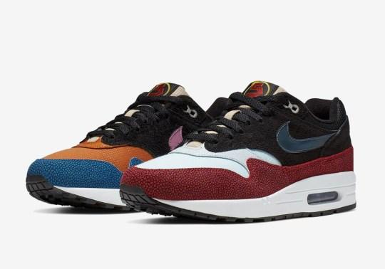 "De'Aaron Fox Gets His Own Nike Air Max 1 ""Swipa"" Release"