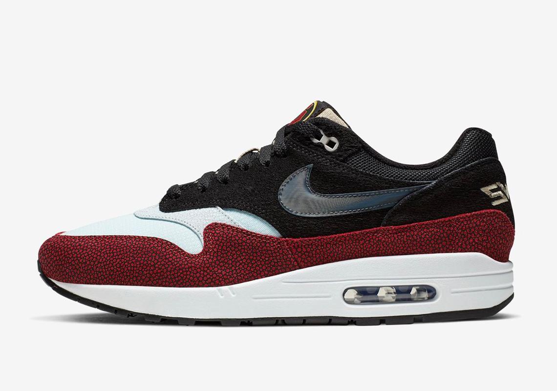 """new arrival 97b3f eab8a Nike Air Max 1 """"Swipa"""" Release Date  May 31st, ..."""