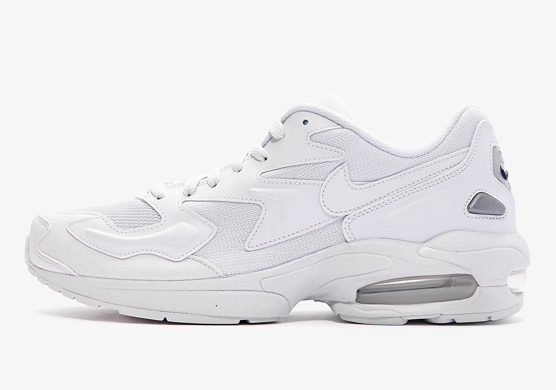 Nike Air Max 2 Light Off White AO1741 102 Release Info