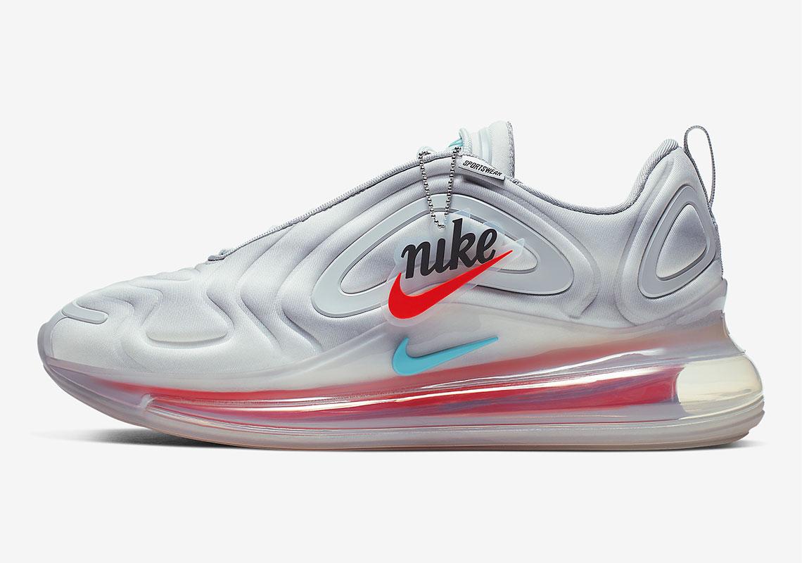 Nike Air Max 720 Rainbow AO2924 011 Release Info