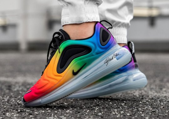 """Where To Buy The Nike Air Max 720 """"Be True"""""""