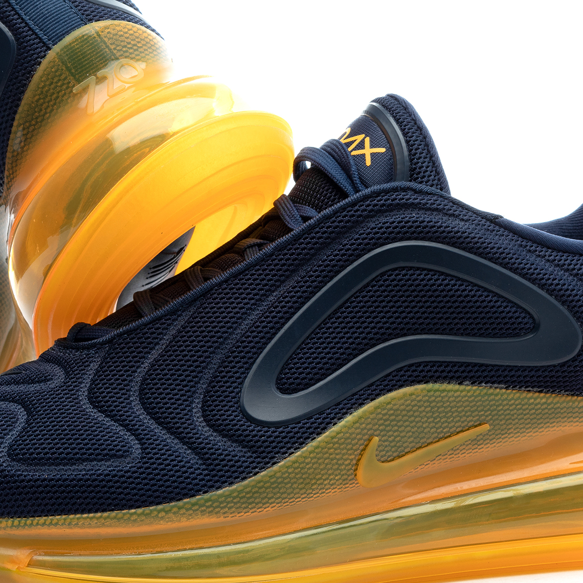44130f078d Nike Air Max 720 Navy + Orange AO2924-401 Release Date | SneakerNews.com