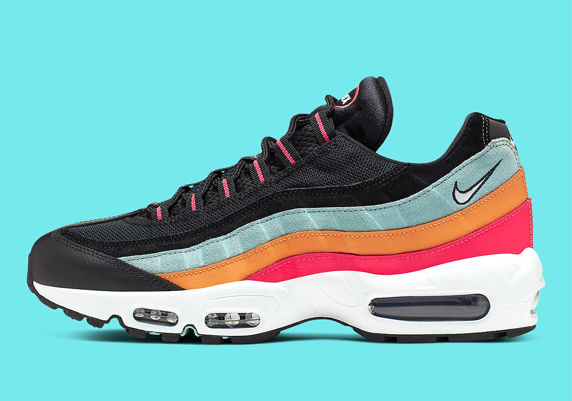 "buy popular 9ba4a 66755 Nike Set To Release An Air Max 95 ""Ocean Cube"" For Summer"