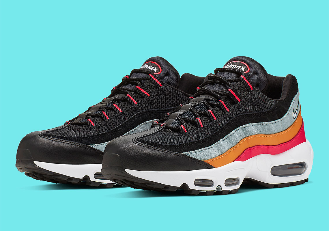 the latest 7aef1 92b40 Nike Air Max 95 Ocean Cube AT9865-002 Release Info ...