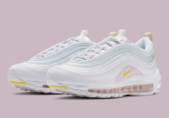 separation shoes 9c685 c5fa6 This Women s Exclusive Nike Air Max 97 Adds Another Seasonal Touch To The  Rotation