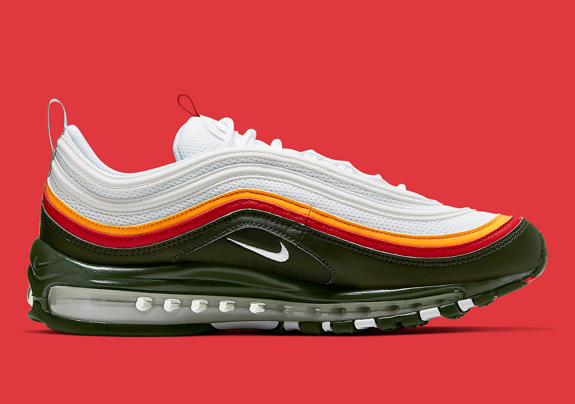 more photos 3f200 cac84 Nike Air Max 97 Ratatouille CK0224-100 Release Info ...