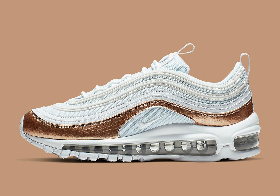 Nike Air Max 97 Bronze BV0049 100 Release Info | SneakerNews.com