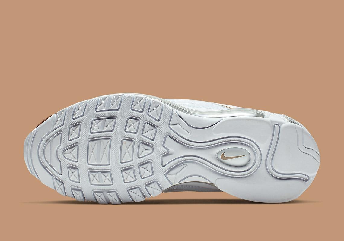 Nike Air Max 97 Oreo Black White 921826 001 3M Mens Size