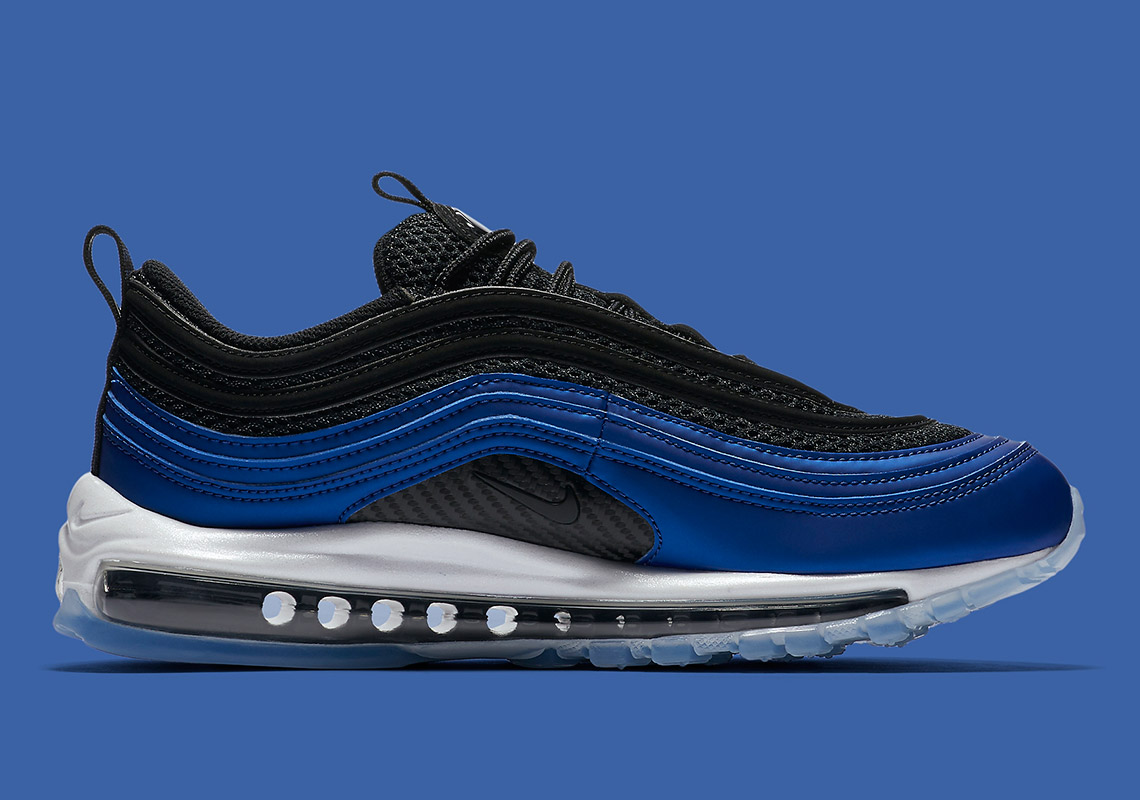 《Nike发布的Air Max 97以Air Foamposite One为灵感》