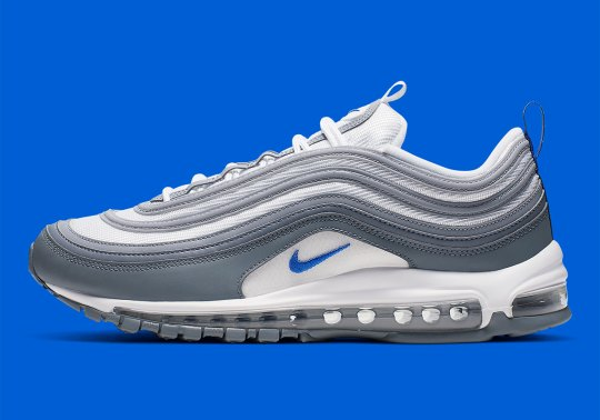 Nike Air Max 97 Appears In Hyper Royal And Cool Grey