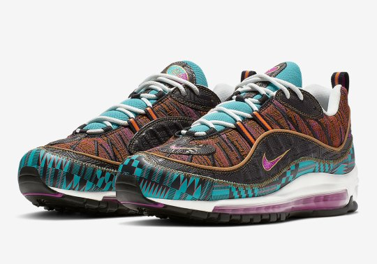 """Where Was This Nike Air Max 98 """"Black History Month""""?"""