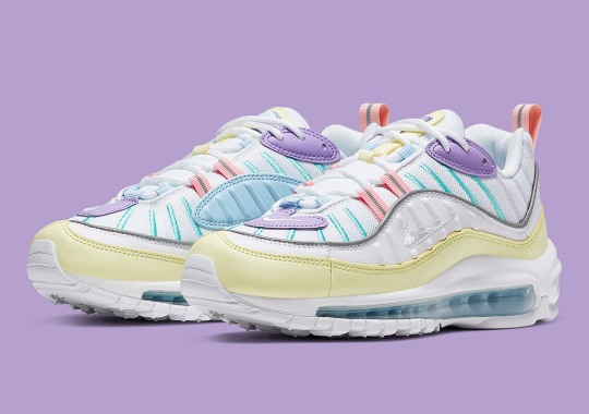More Easter Pastels Appear On The Nike Air Max 98