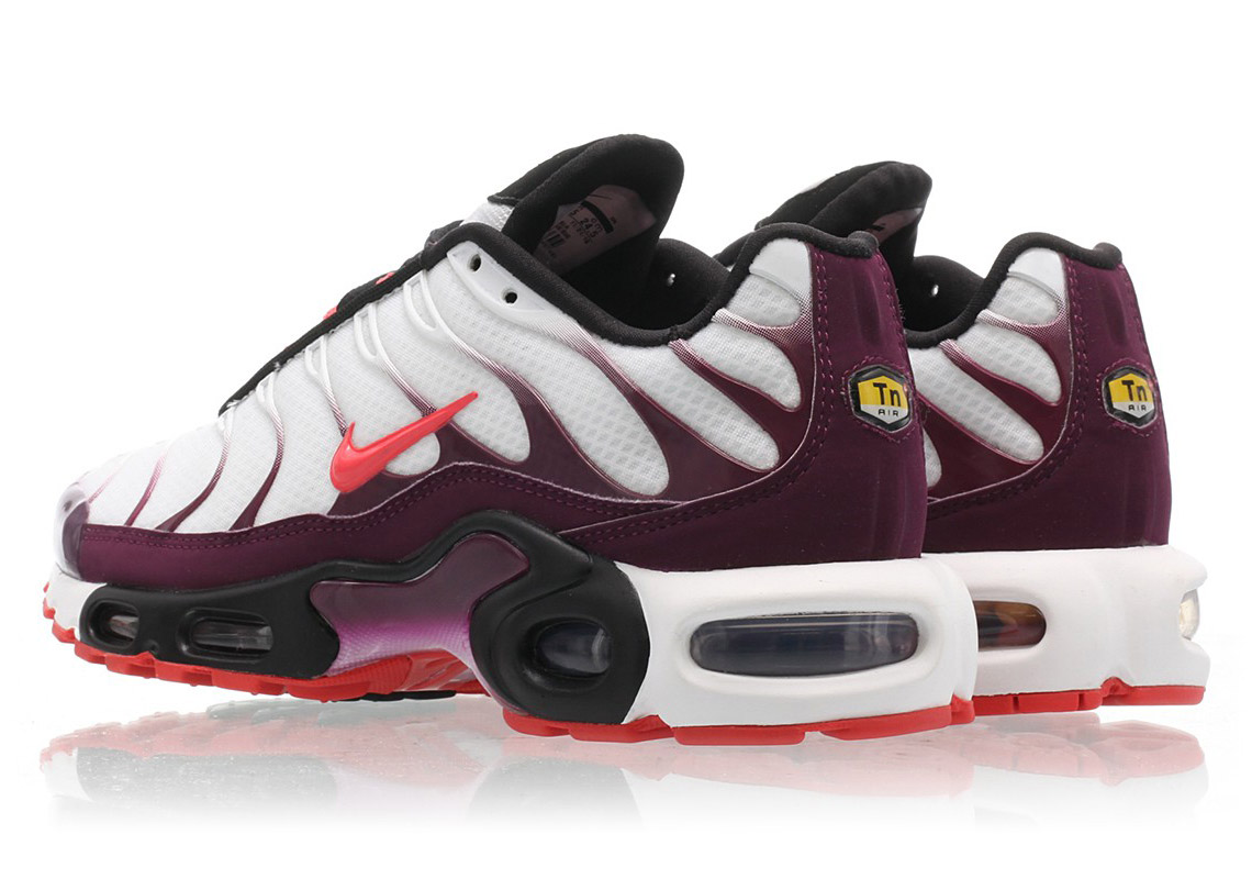 9be657a5f9 Nike Air Max Plus CD7061 101 Release Info | SneakerNews.com