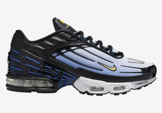 The Nike Air Max Plus III Is Set To Return In 2019