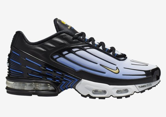 newest cb6e2 9a6f8 The Nike Air Max Plus III Is Set To Return In 2019