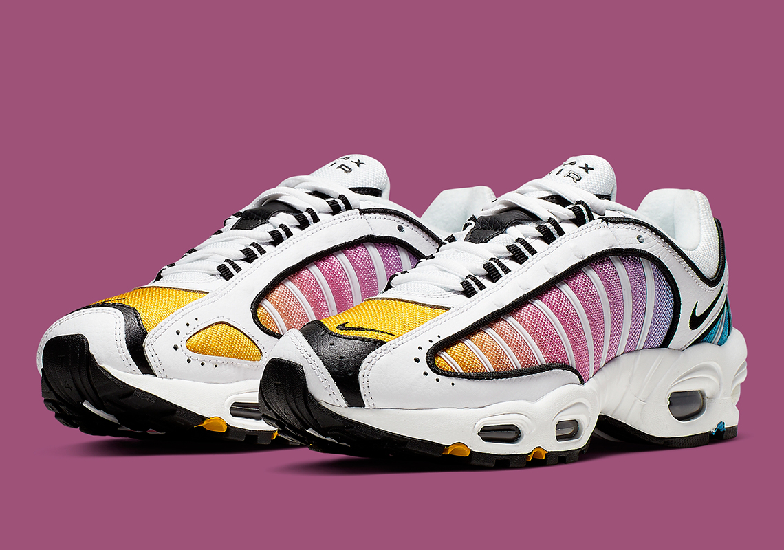 100% authentic 106d7 49f43 Nike Air Max Tailwind 4 Women s Multi-Color CJ6534-115 Release Info ...
