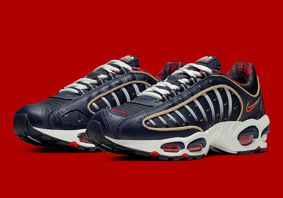 Nike Air Max Tailwind IV USA CK0849 400 Release Info