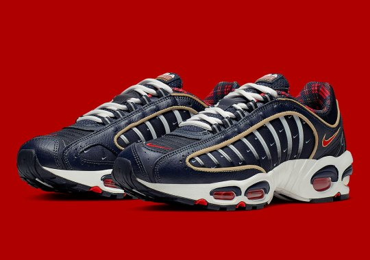 """The Nike Air Max Tailwind IV """"USA"""" Features Plaid"""
