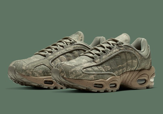 """Nike Air Max Tailwind IV """"Digi-Camo"""" Releases On May 24th"""