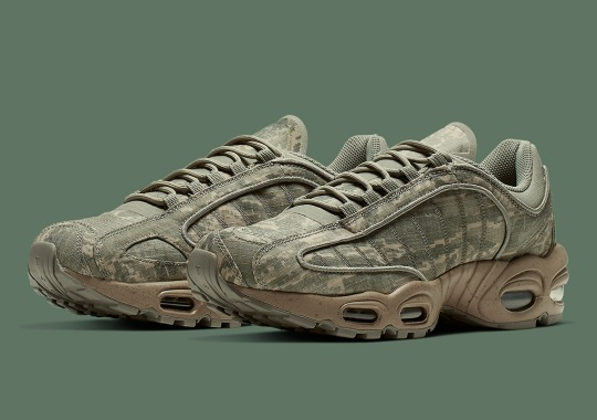 "new style 04b06 bed67 Nike Air Max Tailwind IV ""Digi-Camo"" Releases On May 24th"