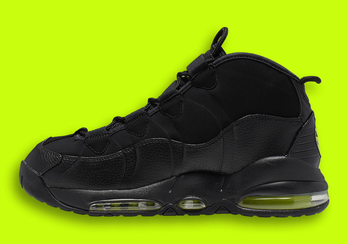 Nike Air Max Uptempo Black Volt CK0892