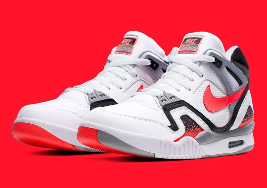 "The Nike Air Tech Challenge II ""Hot Lava"" Is Returning"