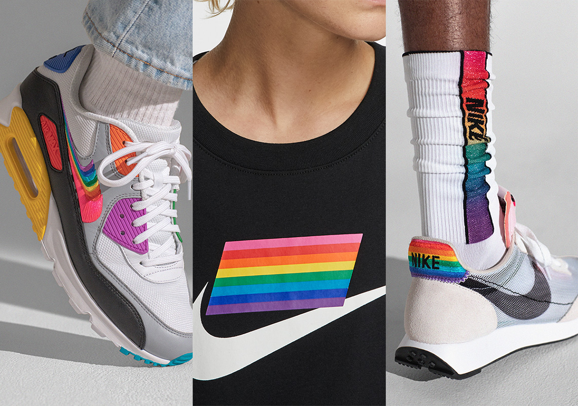 Nike BE TRUE 2019 Collection Release