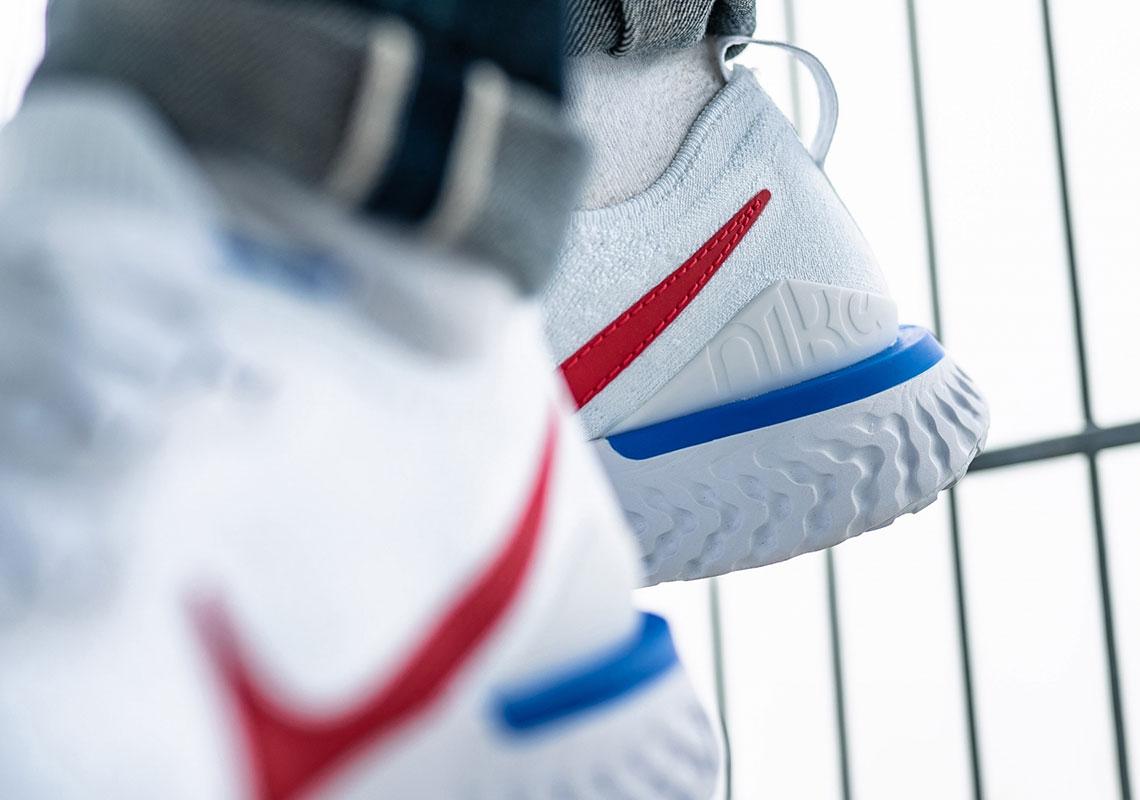0c01fc4905e Nike Epic React Flyknit 2 Cortez CJ8295-100   SneakerNews.com