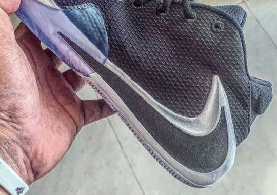 Closer Look At Giannis Antetokounmpo's Nike Freak 1 Signature Shoe