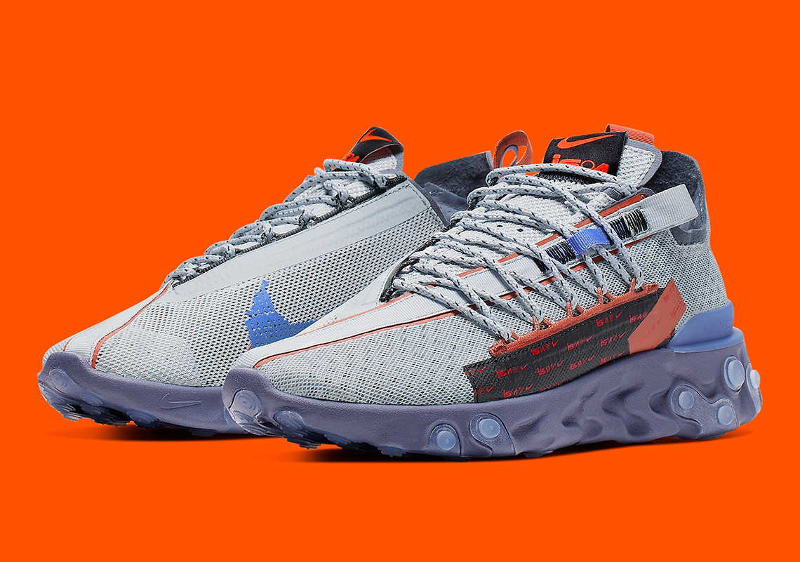 5c559bfe6c871 Nike React WR ISPA Dusty Peach CT2692-001 Release Date | SneakerNews.com