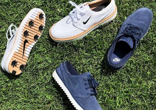 Nike Is Releasing A Stefan Janoski Golf Shoe
