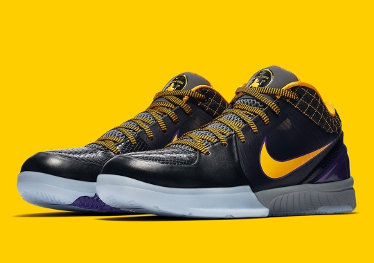 Next On The Nike Kobe 4 Protro Series Is 2009's Carpe Diem