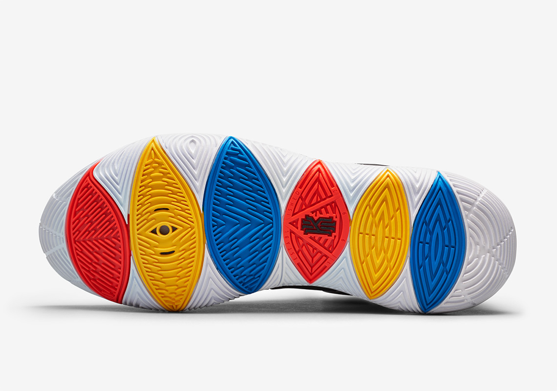 """Nike Kyrie 5 """"Friends"""" Drops With Apparel On May 16th: Official Photos"""