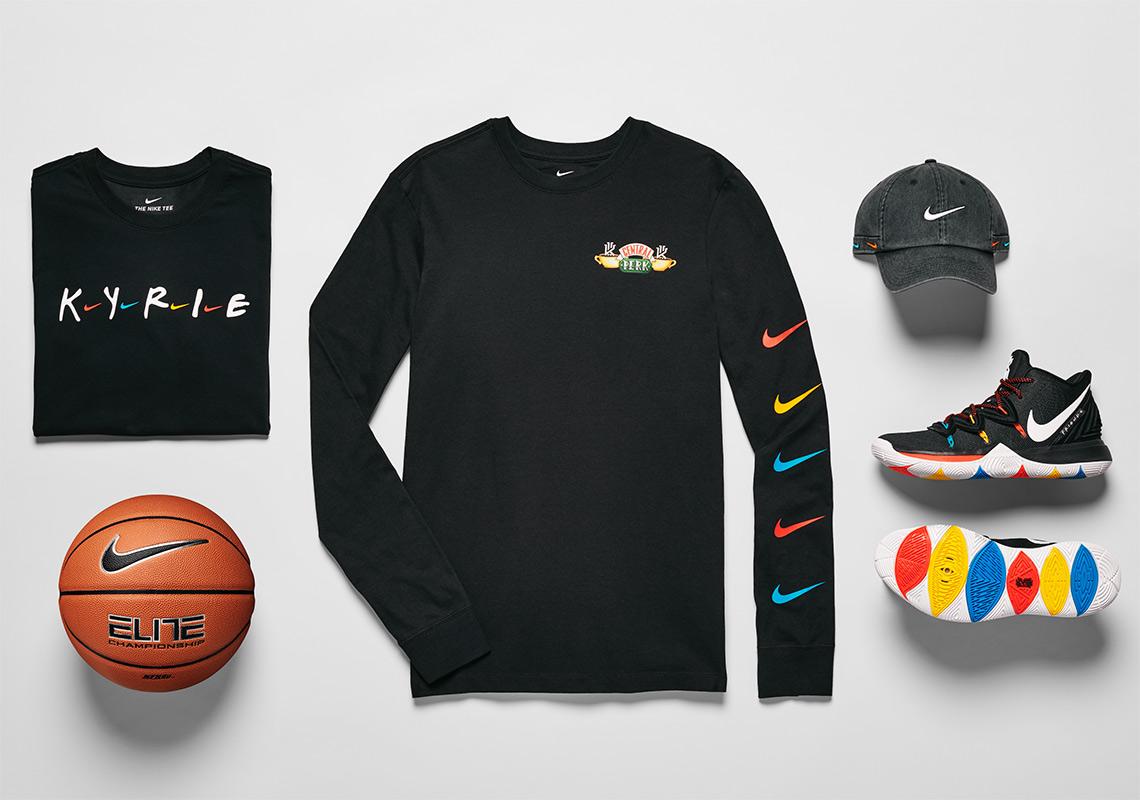 Nike Kyrie 5 Friends Release Info +