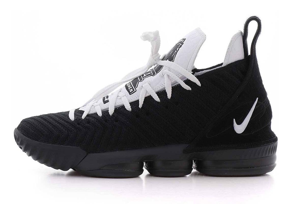 Nike LeBron 16 Four Horsemen CI7862-001 | SneakerNews com