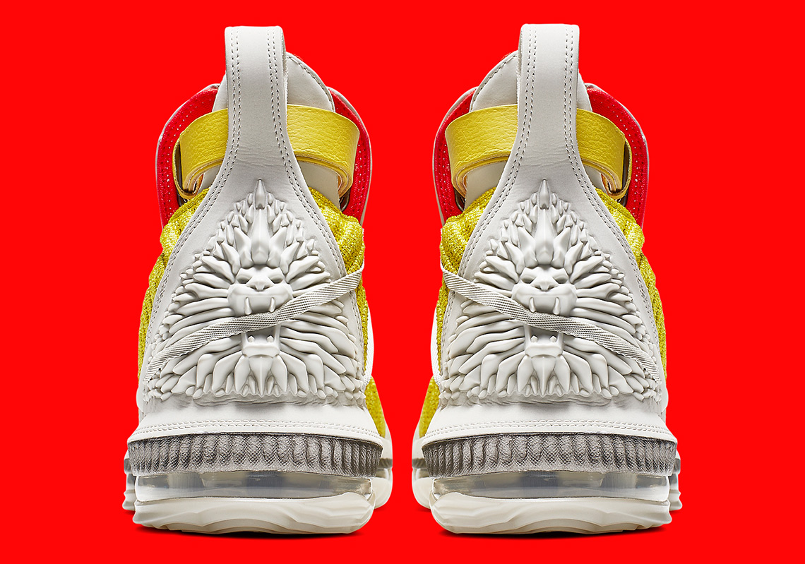 8b0565f9758 Nike LeBron 16 HFR Release Date  Fall 2019  250. Color  Bright Citron Summit  White Style Code  CI1145-700. Advertisement. Advertisement