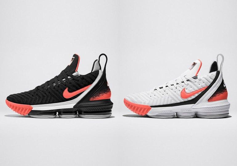 the best attitude f2741 c6caa Nike Unveils The LeBron 16