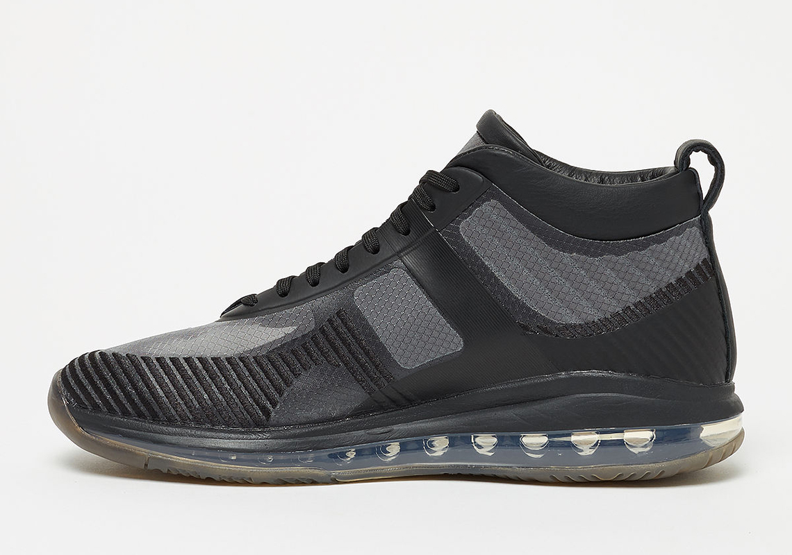 c476c27c5bb8 Nike LeBron Icon Triple Black AQ0114-001 Release Date