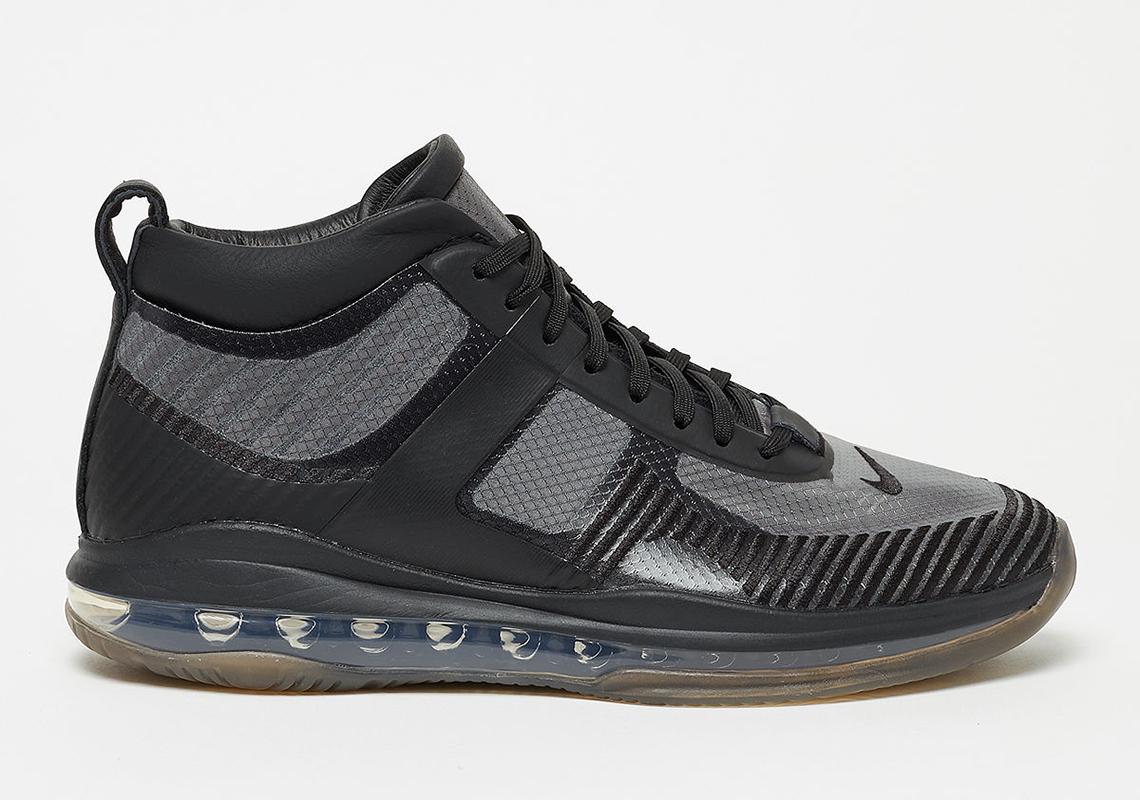0464a21bf49 Nike LeBron Icon  Triple Black  Releases Next Week