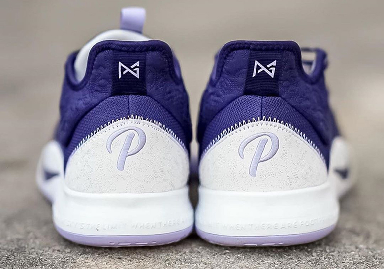 purchase cheap 62c79 da9cf Paul George Honors His Mother with Nike PG3 Colorway