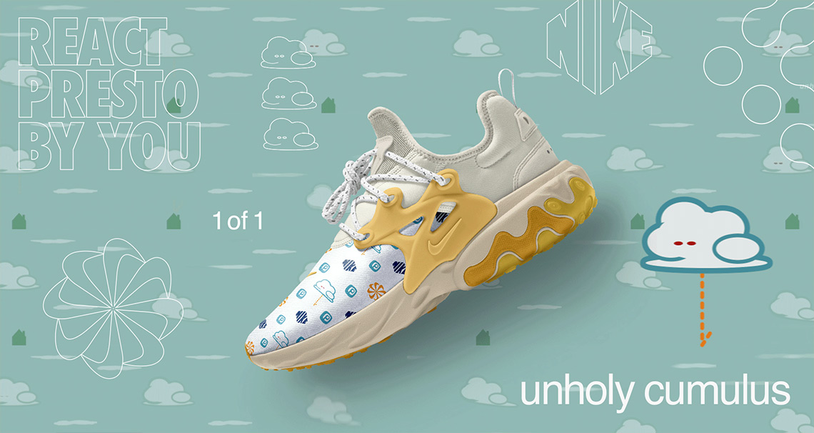 f3cfec26fde Nike React Presto Premium By You Is Available Now