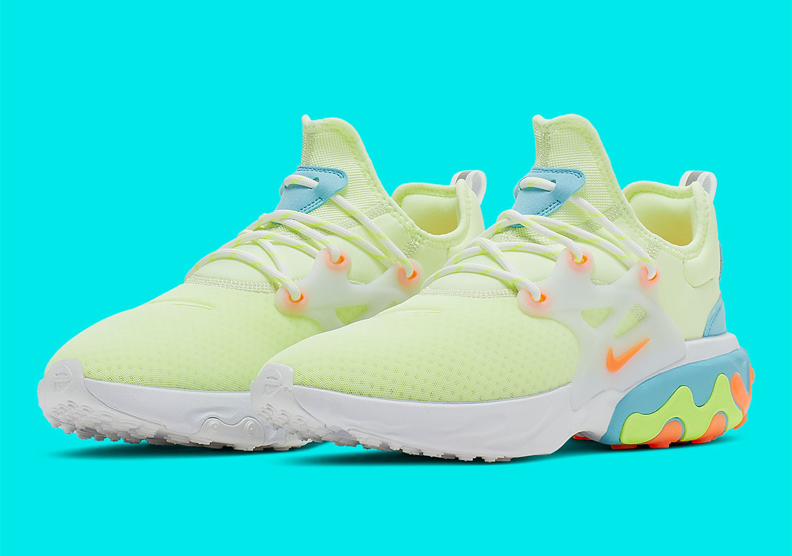 "wholesale dealer f4503 f645d The Nike React Presto ""Psychedelic Lava"" Releases On May 16th"