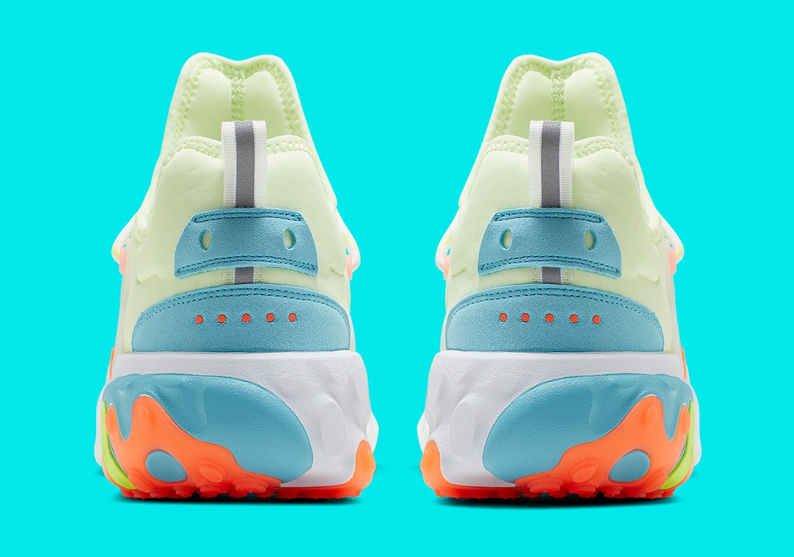 87ac2cbb4167f Nike React Presto Psychedelic Lava AV2605-700 Release Date ...