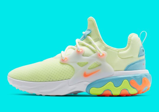 """The Nike React Presto """"Psychedelic Lava"""" Releases On May 16th"""