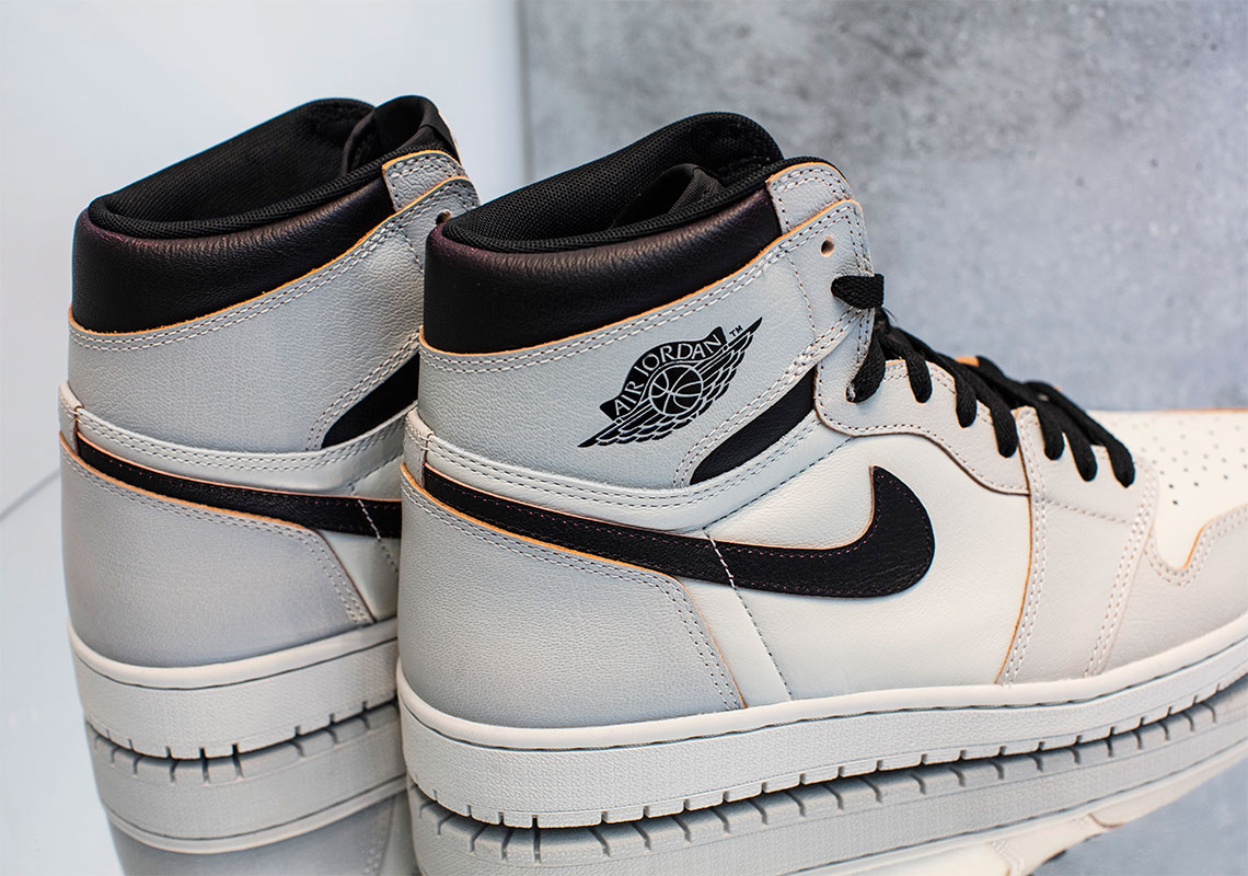 "c4d9284626e Where To Buy The Air Jordan 1 Nike SB ""Light Bone"" - SneakerNews.com"