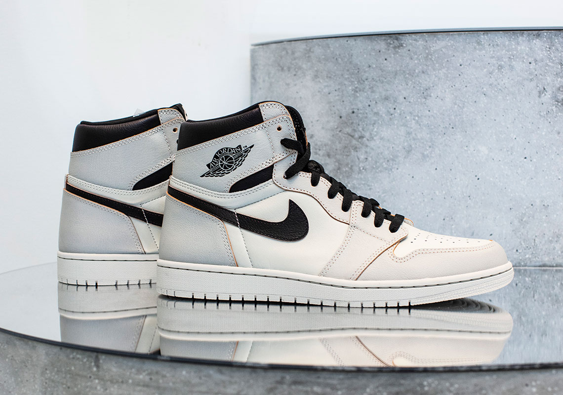 "17b1b4f55bfb7 Where To Buy The Air Jordan 1 Nike SB ""Light Bone"" - SneakerNews.com"