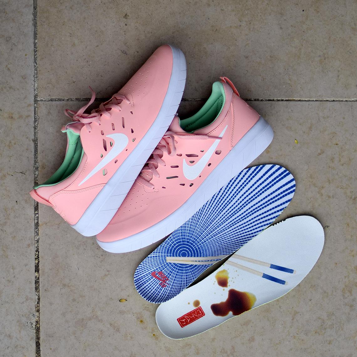 Nike SB Nyjah Free Sushi Release Info