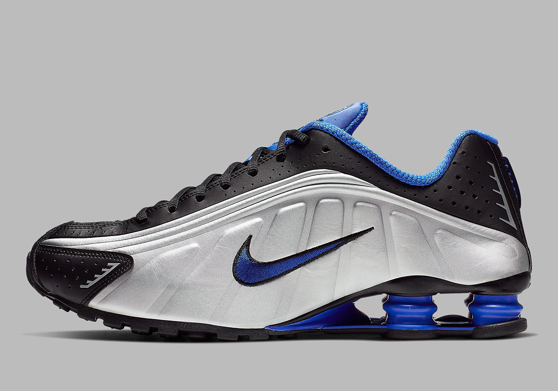 check out 3686c 6d4d3 Nike Shox R4 Racer Blue 104265-047 Release Info   SneakerNews.com