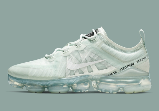 """Nike Vapormax 2019 """"Barely Grey"""" Launches On May 16th"""